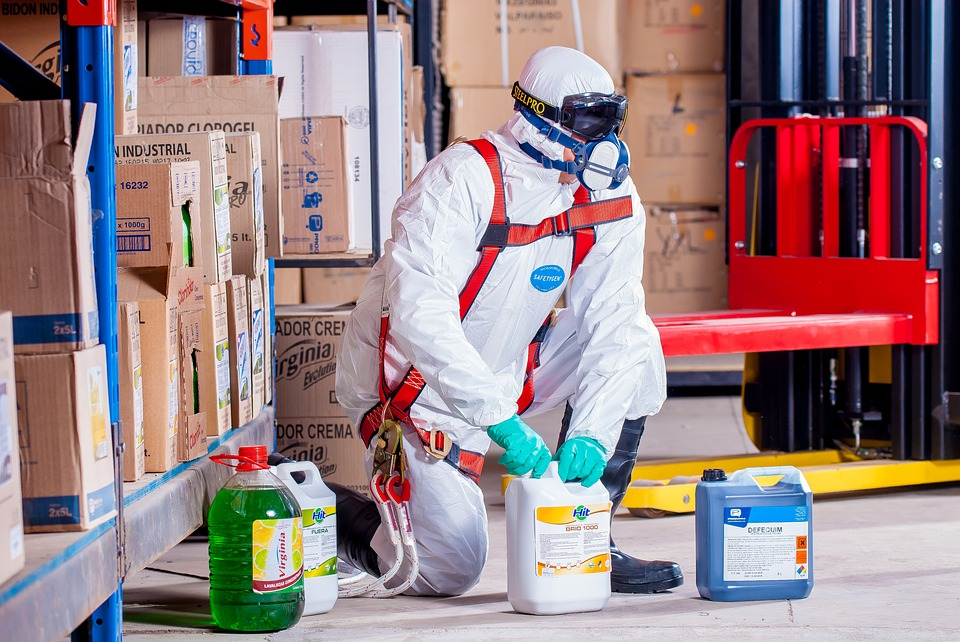 Personal Protective Equipment (PPE) for Spraying: The Key Points