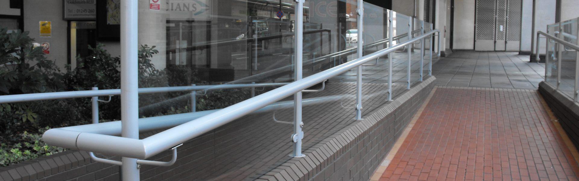 hygienic handrails