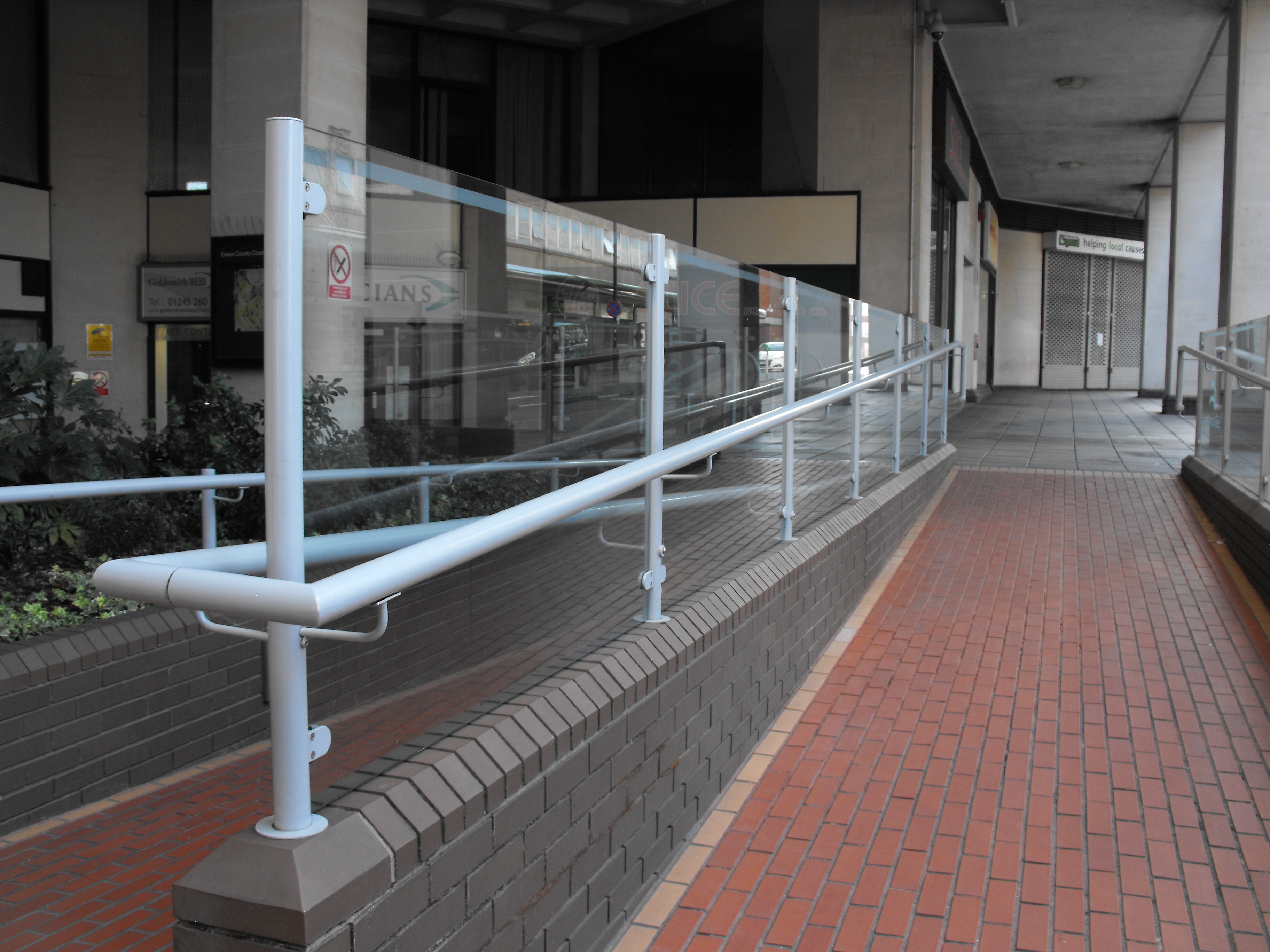 Handrails for Hospitals