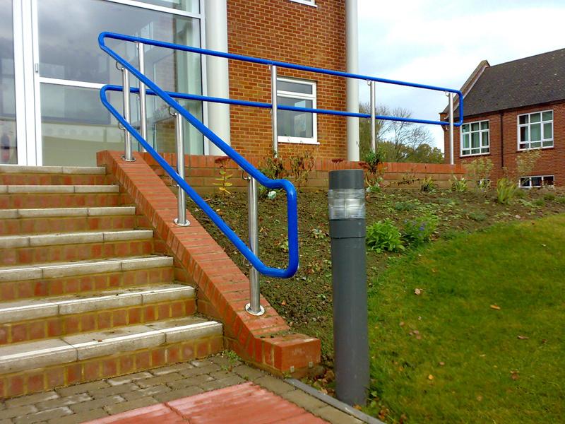 A Guide to DDA Handrails