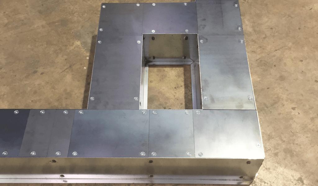 steel trunking