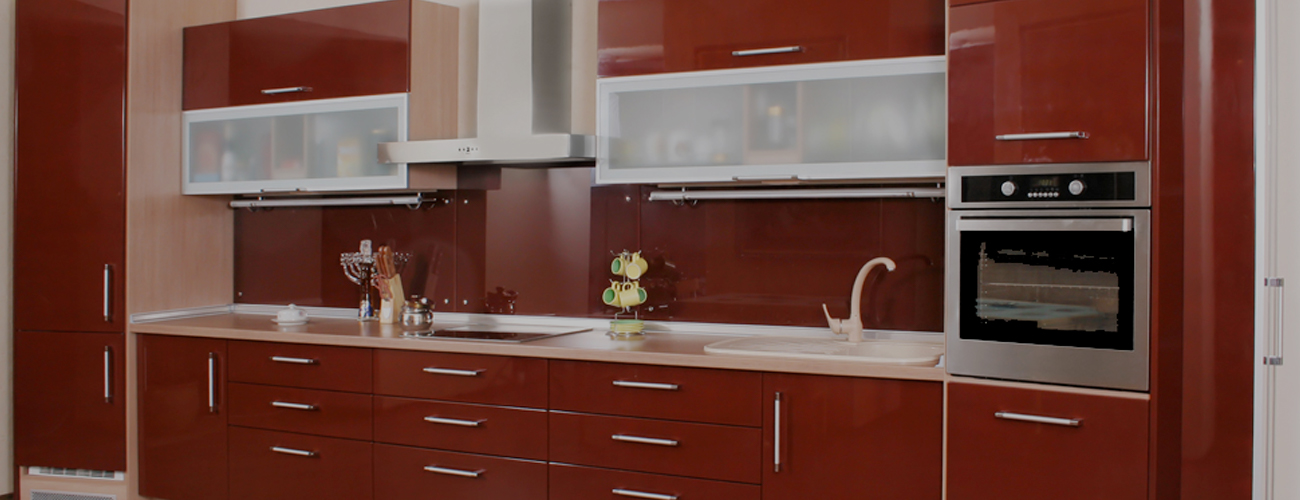 Looking for a decorative design statement with high gloss finishes?