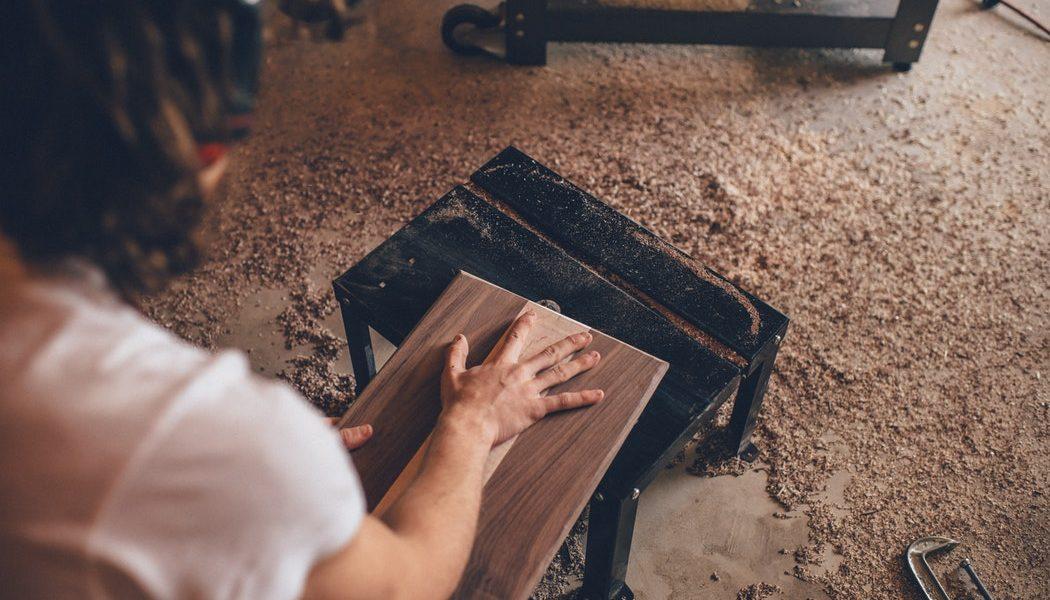Sand wood furniture
