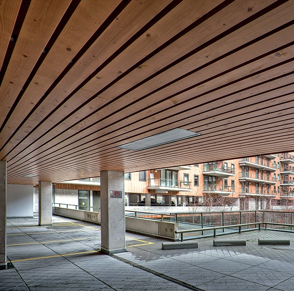 Creating exceptional exterior ceilings