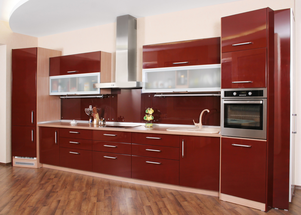Decorative Design Statements with High Gloss Finishes