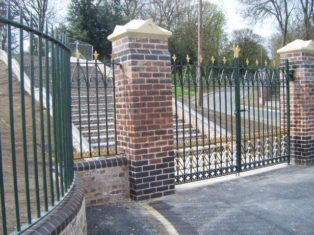 Benefits of Steel Fence Panels
