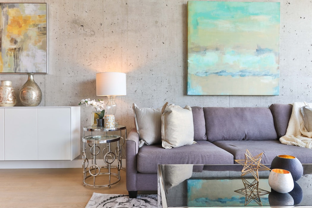 Autumn Colour Trends for your Living Room